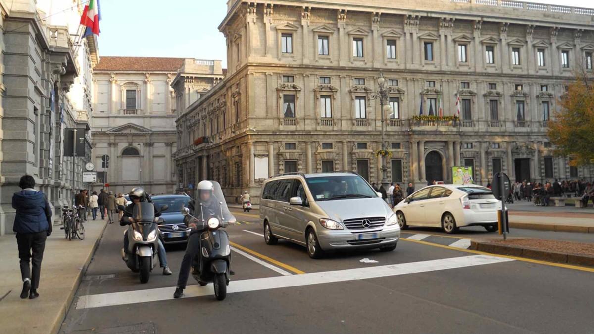ACI Milano: appello per l'utilizzo delle risorse per la mobilità