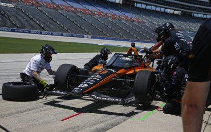 IndyCar: debutto positivo per l'Aeroscreen
