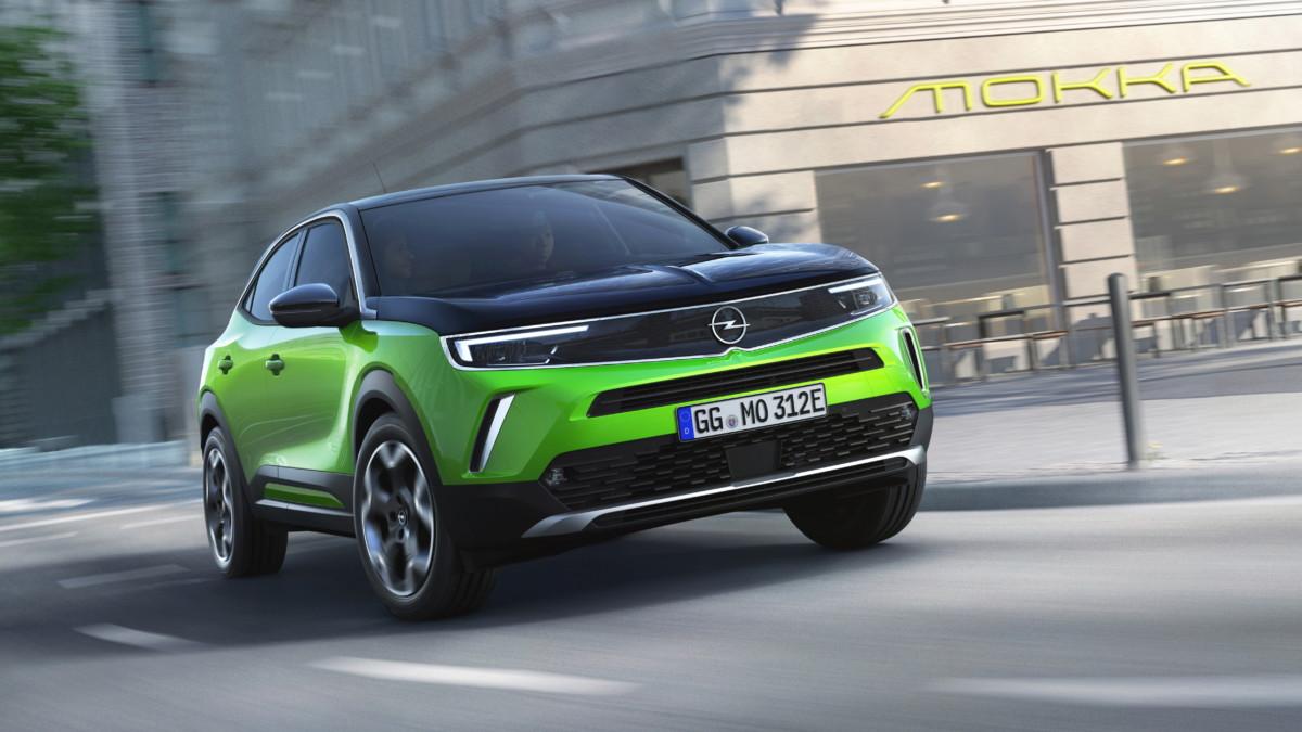 Nuovo Opel Mokka: un pieno di emozioni