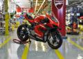 Ecco la prima delle 500 Ducati Superleggera V4