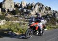 Si riparte con il Suzuki V-STROM Tour 2020