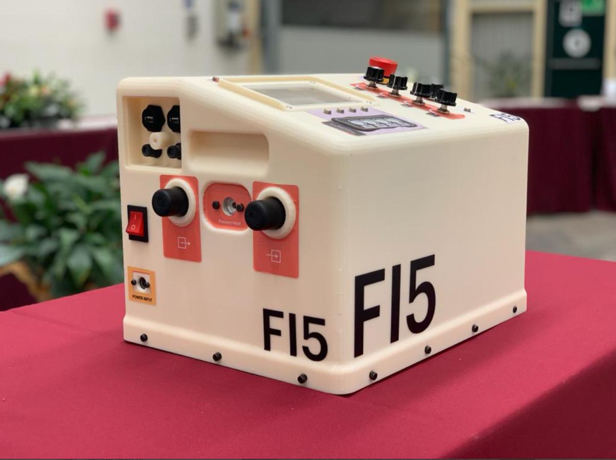 Interesse crescente per il ventilatore polmonare Ferrari FI5