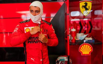 """Briatore: """"La Ferrari avrebbe dovuto multare Leclerc"""""""