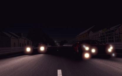 Virtual Le Mans: notte difficile per le Ferrari 488 GTE