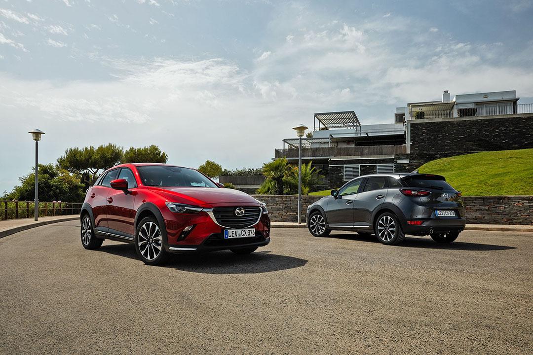 Mazda CX-3 2020: nuovo motore e più efficienza
