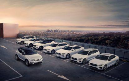 Volvo: accordo con Enel X e proroga offerta Rimborso dell'Elettricità