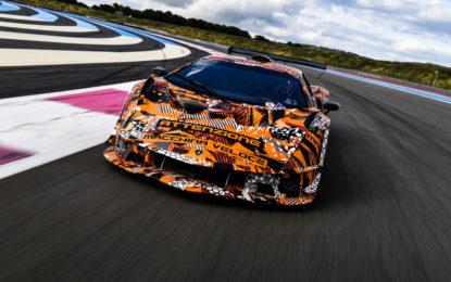 Lamborghini SCV12: la hypercar Squadra Corse pronta per il debutto