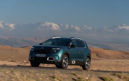 SUV Citroën C5 Aircross rinnova la gamma per l'Italia