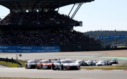 Niente DTM a Monza in questo maledetto 2020