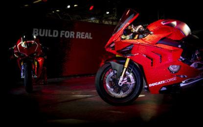 Ducati Panigale V4 R e LEGO Technic in scala 1:1