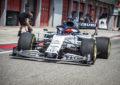 AlphaTauri in azione a Imola. Che sogna il triplete F1 con Monza e Mugello
