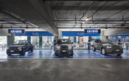 Leasys: ricarica rapida al Mobility Store di Torino Caselle