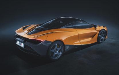 McLaren 720S Le Mans in edizione limitata