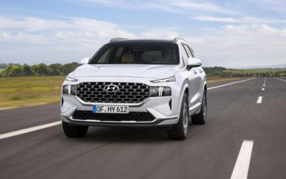Hyundai svela Nuova Santa Fe