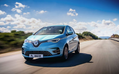 Nuova Renault ZOE: prosegue la rivoluzione della mobilità