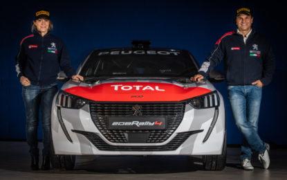 CIR 2020: Citroën C3 R5 e Peugeot 208 R4 con F.P.F. Sport