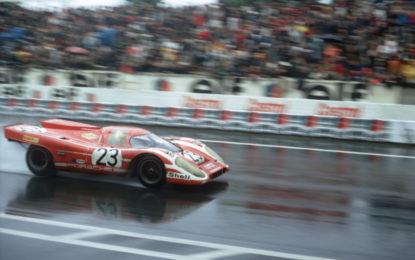 Porsche: 50 anni dalla prima vittoria assoluta a Le Mans