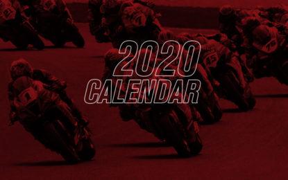 Svelato il nuovo calendario Superbike 2020
