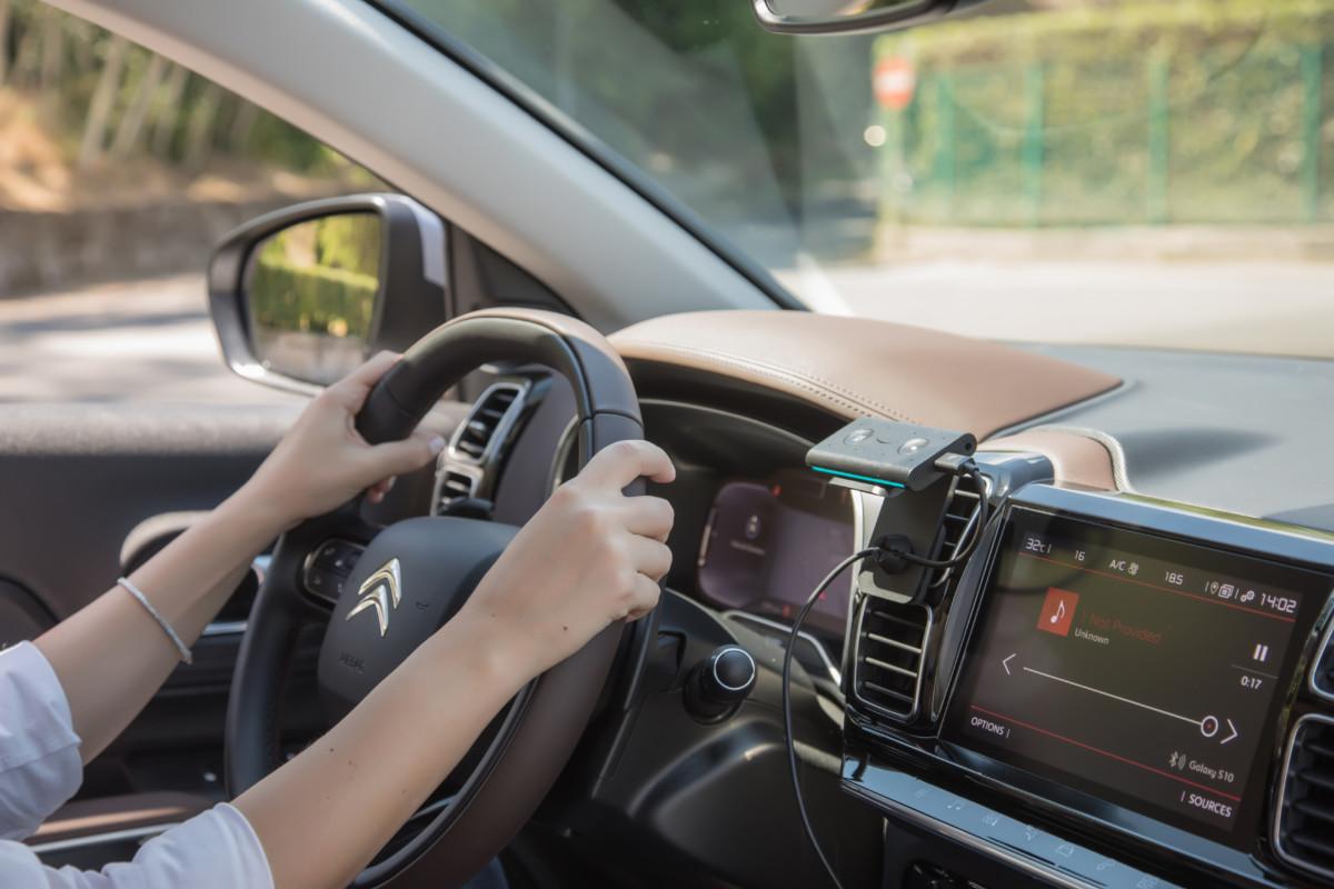 Amazon lancia anche in Italia Echo Auto
