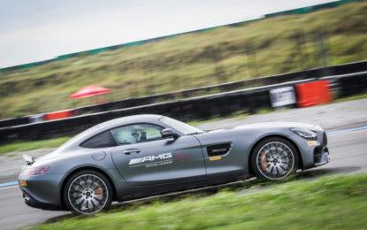 Ripartono da Vallelunga le attività AMG Driving Academy Italia
