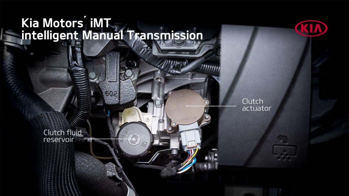 Frizione elettronica Kia: piacere di guida e massima efficienza