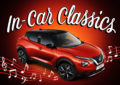 Nissan In-Car Classics playlist: solo per JUKE