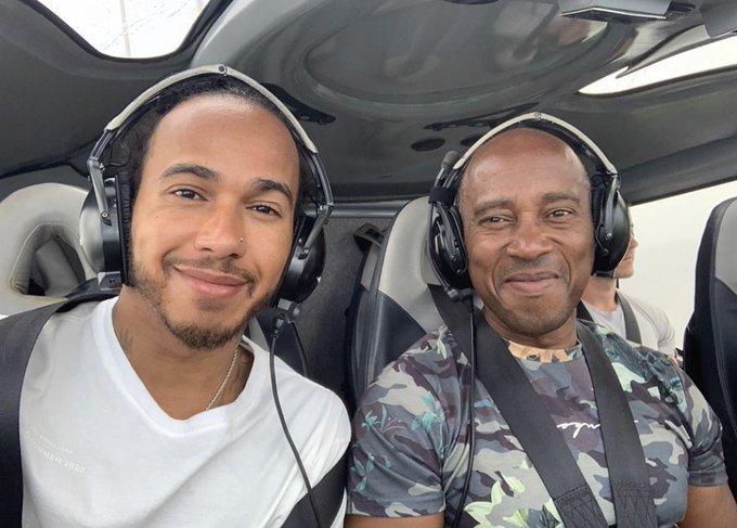 Il papà di Hamilton contrario alla ripartenza della F1