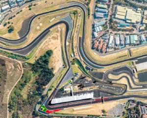 E adesso Hamilton vuole l'Africa nel calendario F1
