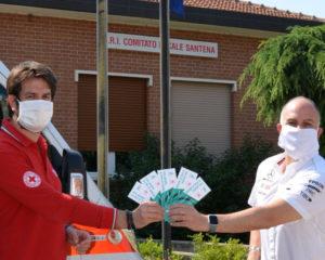 Petronas per la Croce Rossa di Piemonte e Lombardia