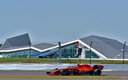 Gran Bretagna: il venerdì nelle dichiarazioni dei piloti Ferrari