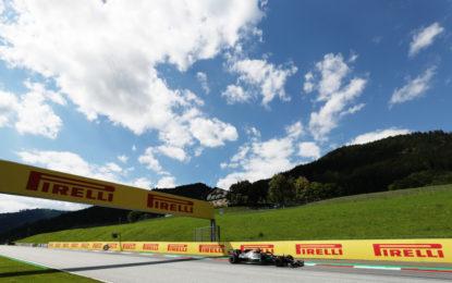 Austria: a Bottas il primo Pirelli Pole Position Award 2020. Le strategie per la gara