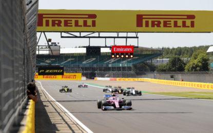 Una Silverstone ancora più impegnativa per il caldo torrido