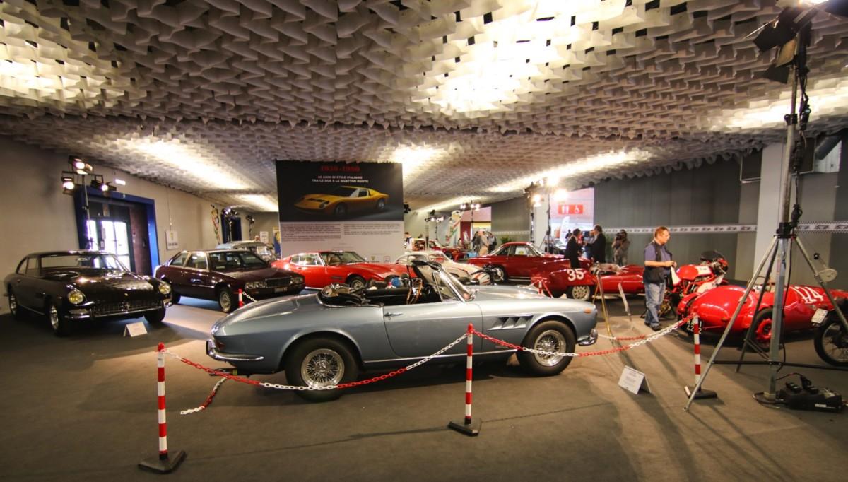 A fine settembre torna Modena Motor Gallery