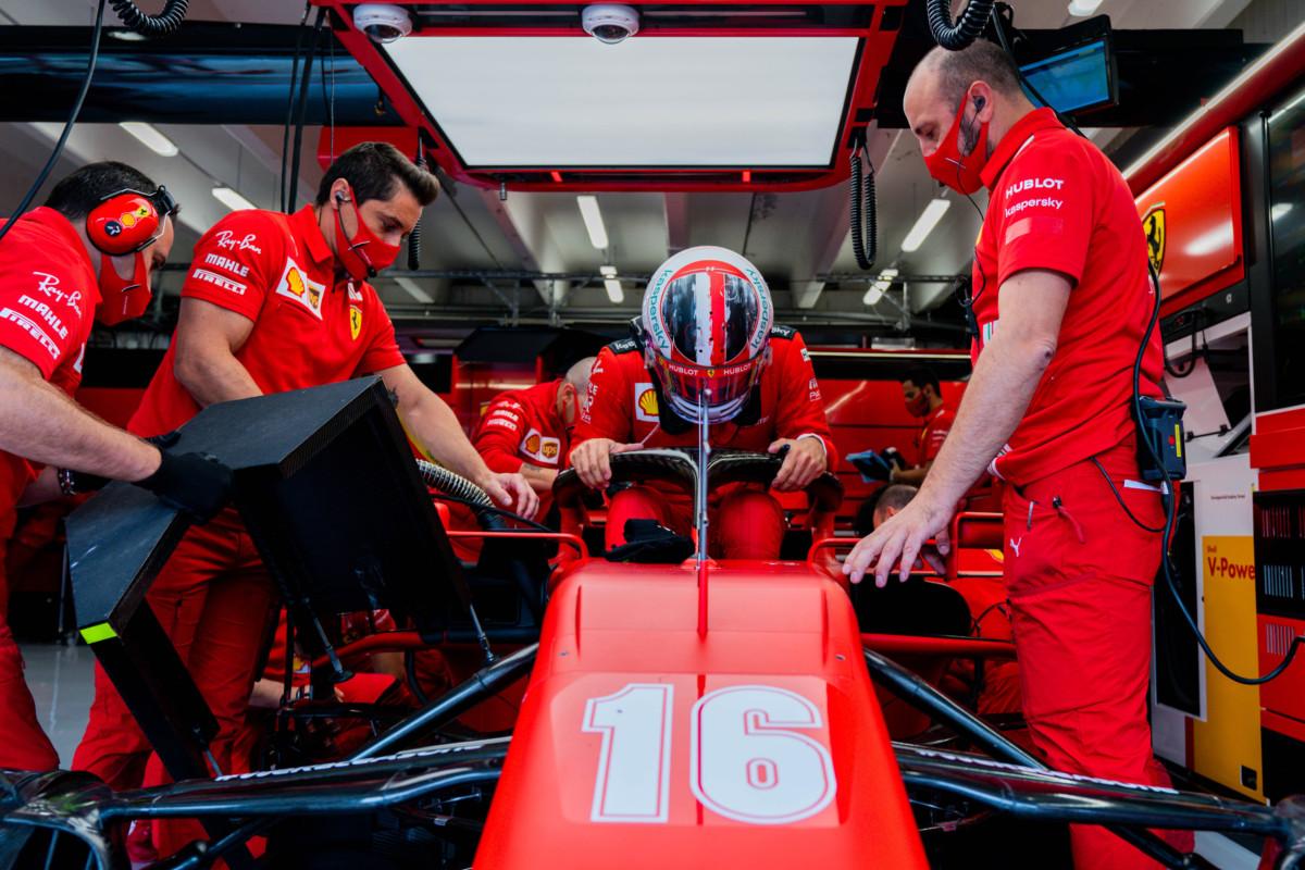 Gran Bretagna: Ferrari alla vigilia della classica di Silverstone