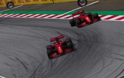 Stiria: stesso circuito ma la Ferrari vuole di più