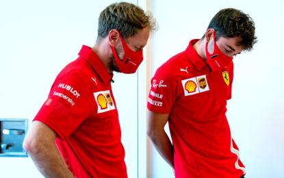 Stiria: Vettel e Leclerc non vedono l'ora di risalire in macchina