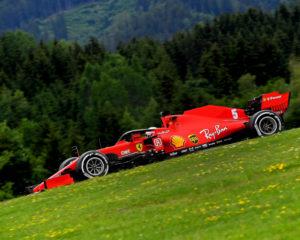 Austria: per le Ferrari nelle libere del venerdì un totale di 157 giri