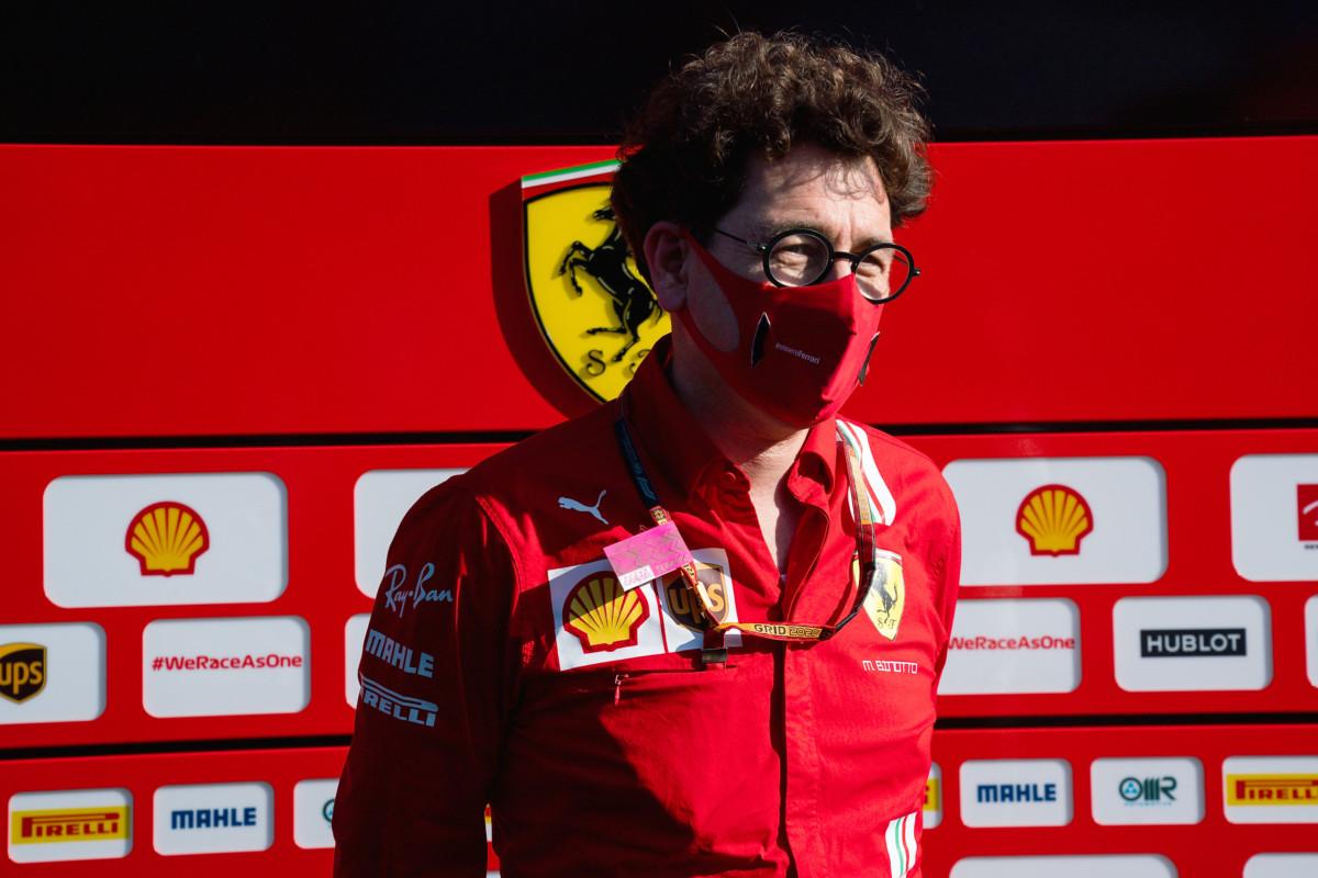 """Binotto: """"Tra Leclerc e Vettel nessun problema"""""""