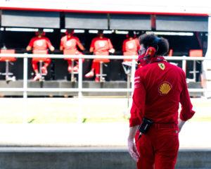 """Mattia Binotto non è più un direttore tecnico, ma """"solo"""" il team boss Ferrari"""