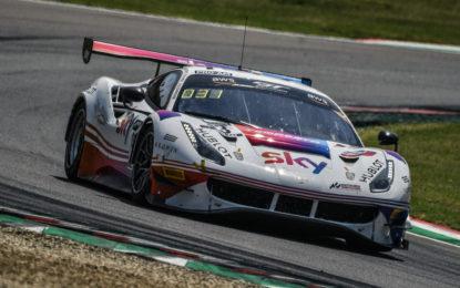 GT World Challenge Europe: un podio per la Ferrari a Imola