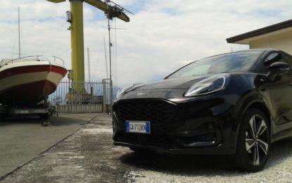 Ford Puma ibrida più venduta in Italia nel 2020