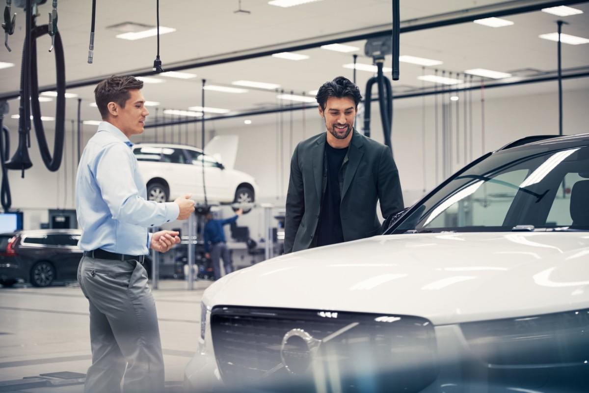 Volvo lancia la Garanzia Ricambi a vita