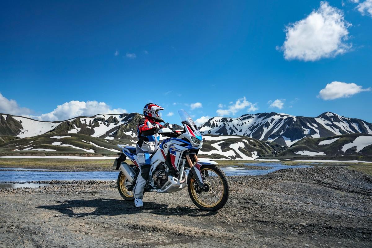 Honda Adventure Roads 2021: destinazione Islanda