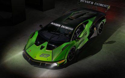 Lamborghini Essenza SCV12: esperienza di guida assoluta in pista