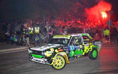 Paolo Diana parteciperà al 18° Rallylegend