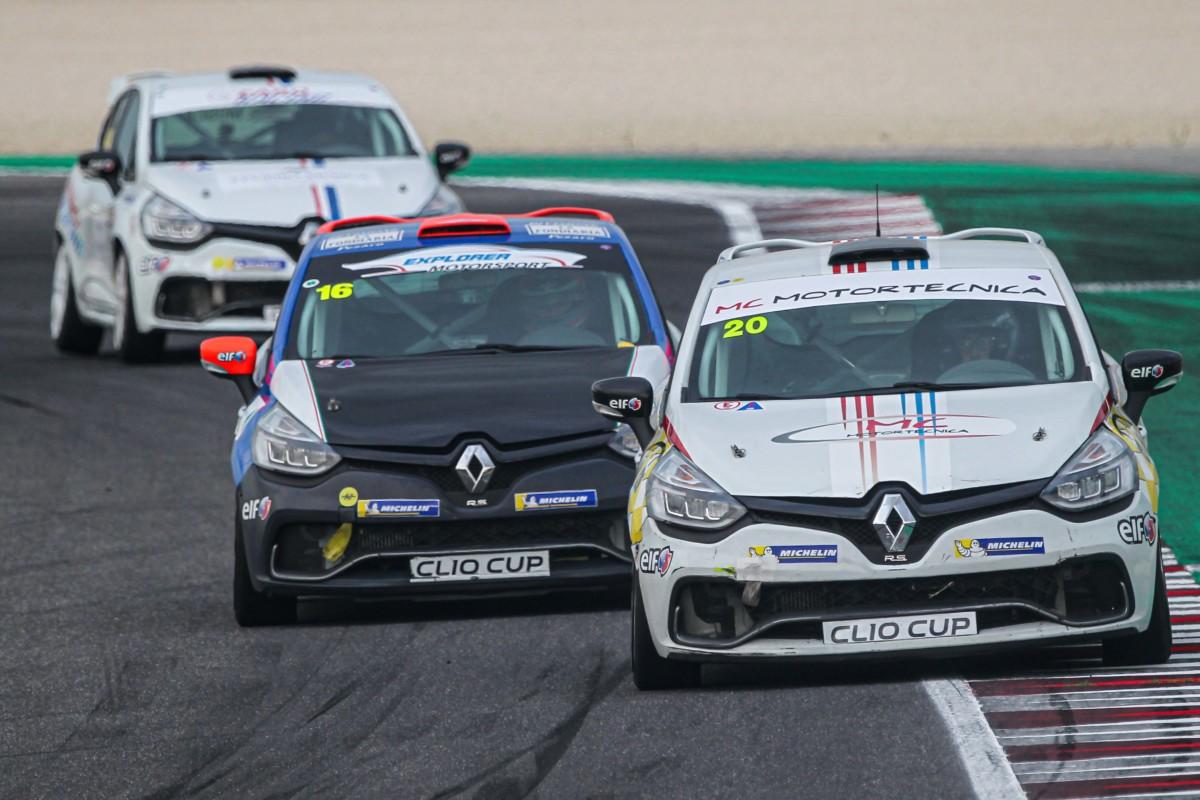 Renault Clio Cup Italia: inizia la stagione 2020