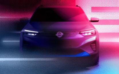 SsangYong presenta il teaser del suo primo SUV EV