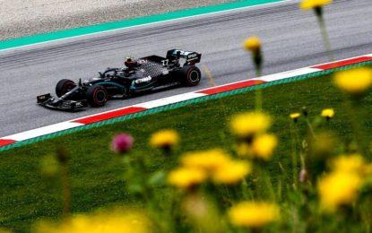 Austria: Bottas in pole davanti a Hamilton e Verstappen. Ferrari 7° e 11°