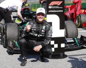 Bottas, Leclerc e Norris sul podio del GP d'Austria