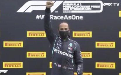 """Andretti e Stewart: """"Sul razzismo Hamilton sta creando un problema che non esiste"""""""